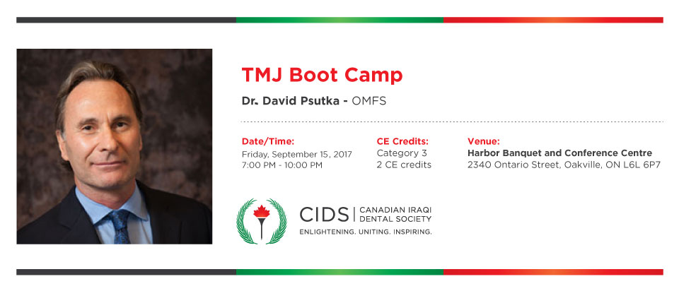 TMJ Boot Camp